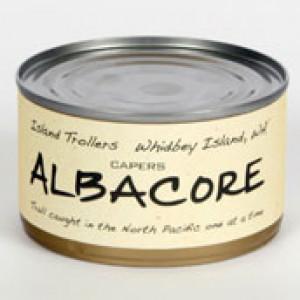 Albacore w/ Capers