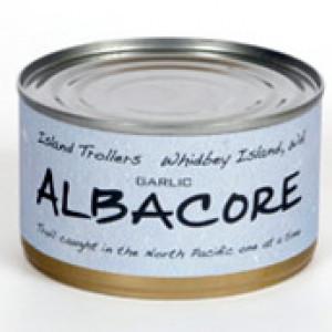 Albacore w/ Garlic