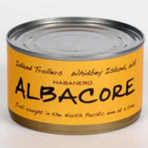 Albacore w/ Habanero
