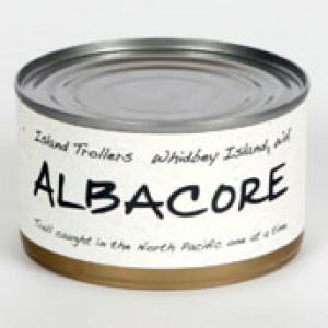 Original Troll Caught Albacore